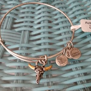 "ALEX AND ANIS ""SPIRITED SKULL"" BRAND NWT!!"